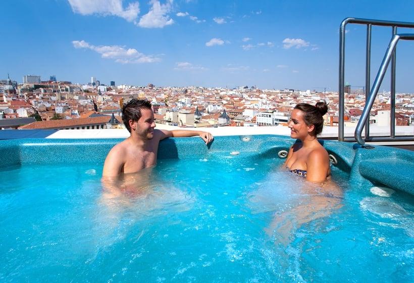 Wellness Hotel Senator Gran Vía 70 Spa  Madrid