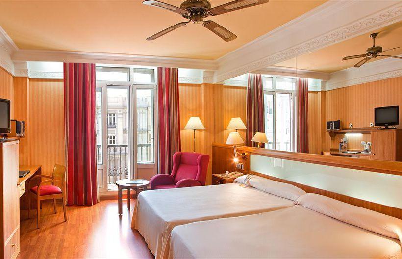Room Hotel Senator Gran Vía 70 Spa  Madrid