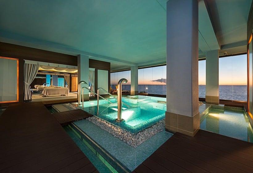 웰빙 Lopesan Villa del Conde Resort & Thalasso Meloneras