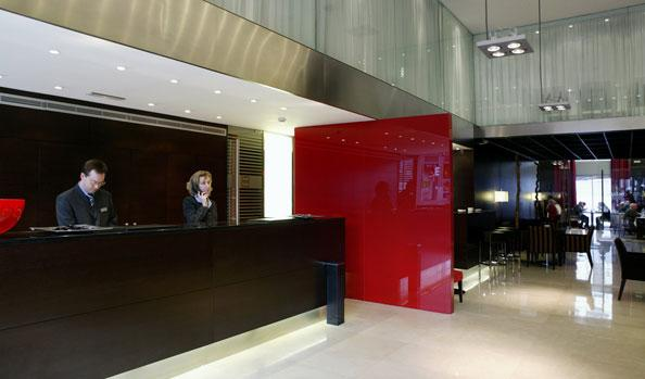 فندق Zenit Bilbao بلباو