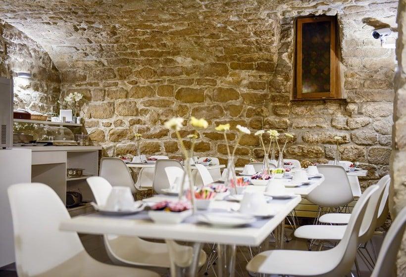 مطعم فندق Bastille De Launay باريس