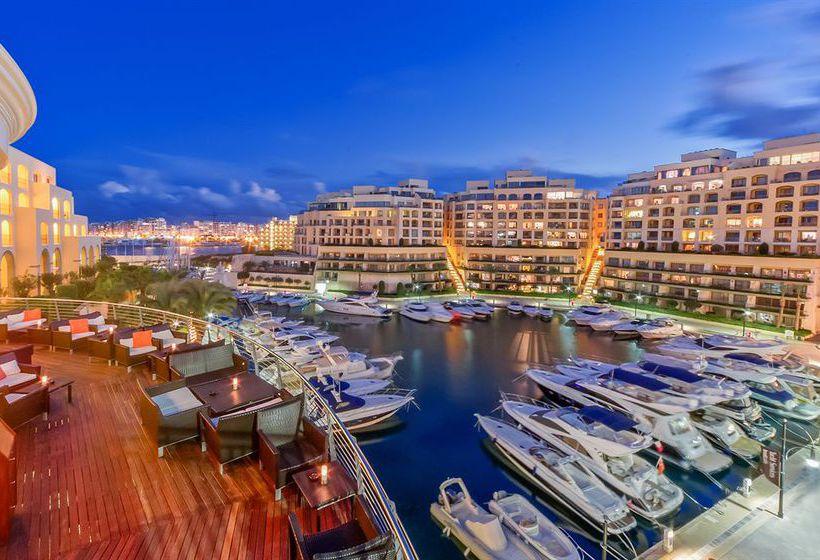 The Hilton Malta Hotel