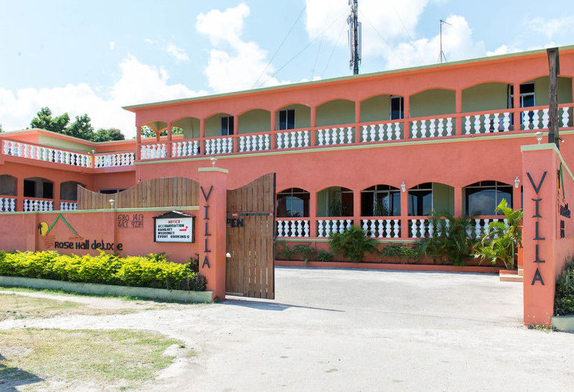 Hotel Rose Hall Castles Beach Resort Montego Bay