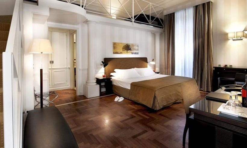 Hôtel Il Principe Catane