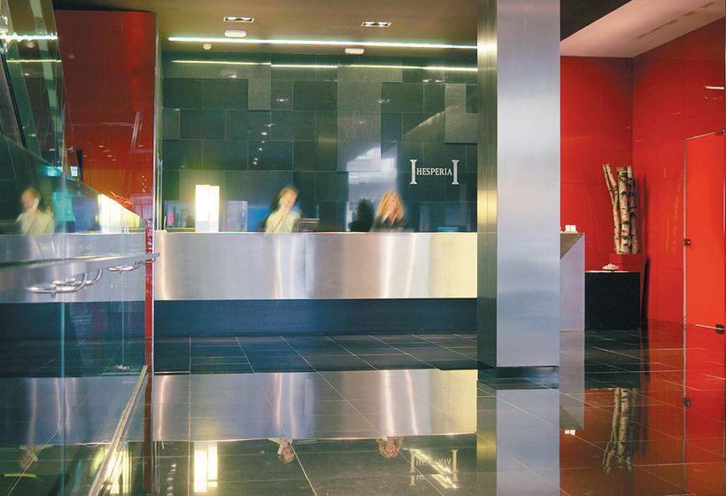 Bilbao Airport To Hesperia Hotel