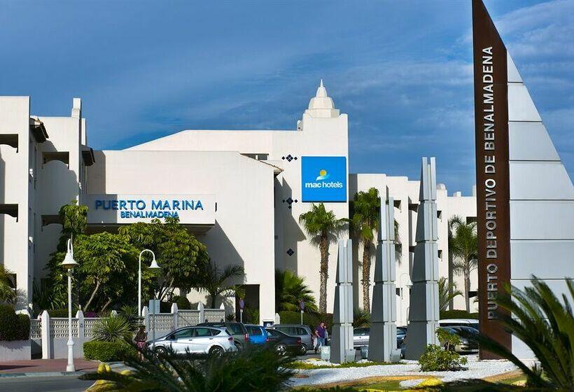 Hotel Mac Puerto Marina Benalmádena Benalmadena