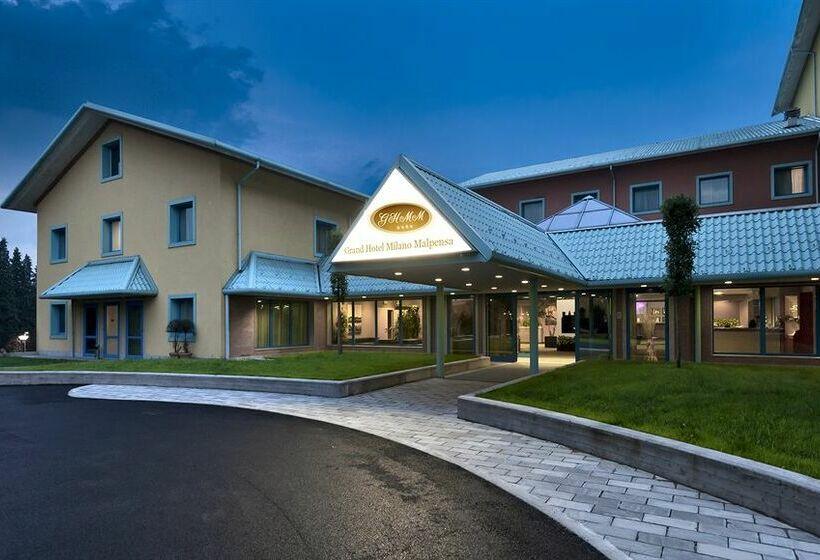 Shg grand hotel milano malpensa somma lombardo the best for Grand hotel milano