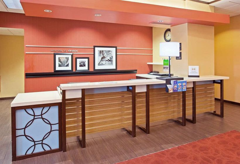 Hotel Hampton Inn & Suites Chicago North Shore - Skokie