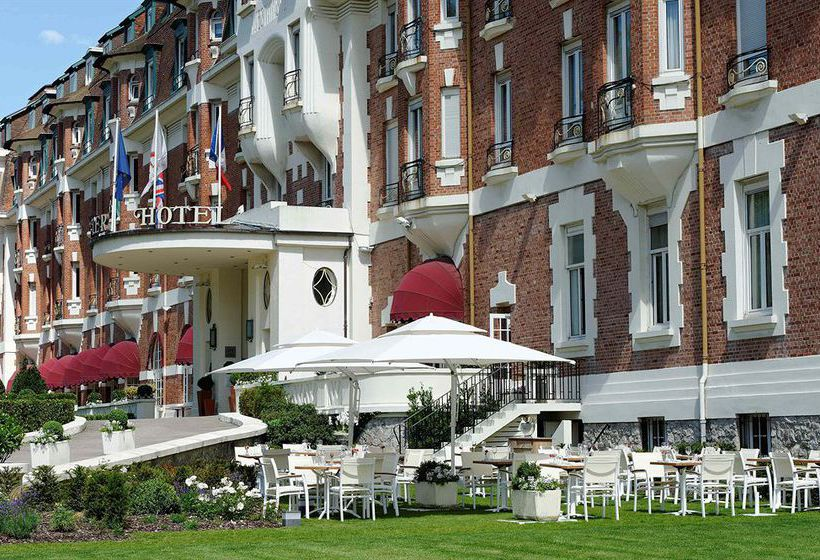 Westminster Hotel - Hotels & Preference in Le Touquet Paris Plage ...