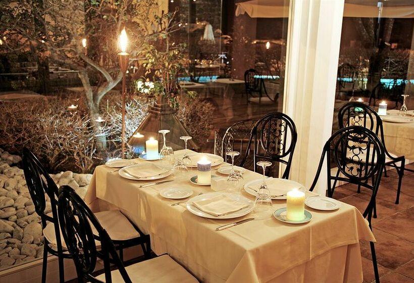 Restaurant Hotel La Locanda Delle Donne Monache Maratea