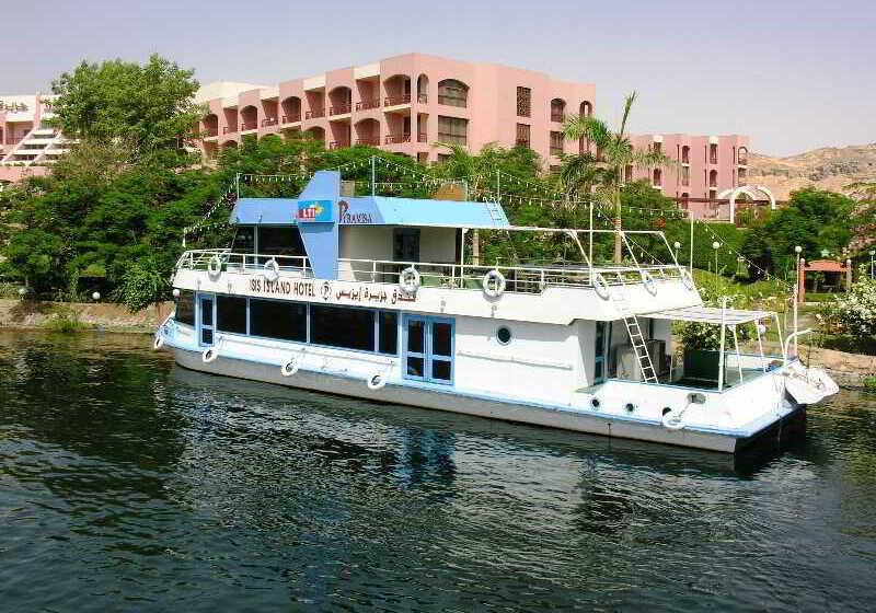 Hotel Pyramisa Isis Island Resort & Spa Aswan Assuan