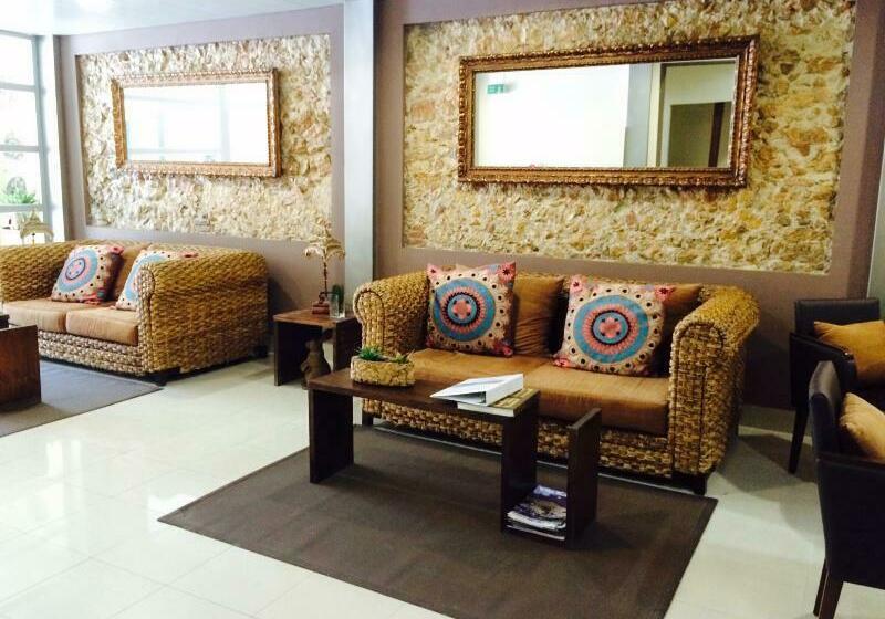 Espaces communs Alexandra Aparthotel BenstarHotelGroup Tarragone