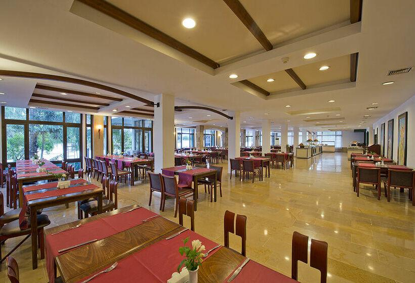 Restaurante Hotel Grida City Antalya