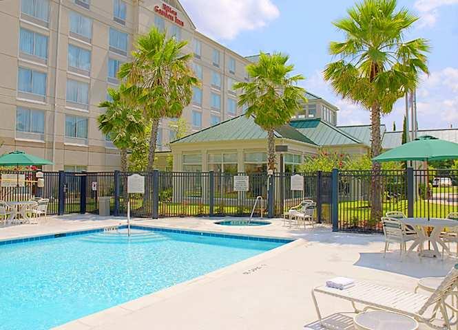 Hotel Hilton Garden Inn Houston Bush Intercontinental Airport in ...