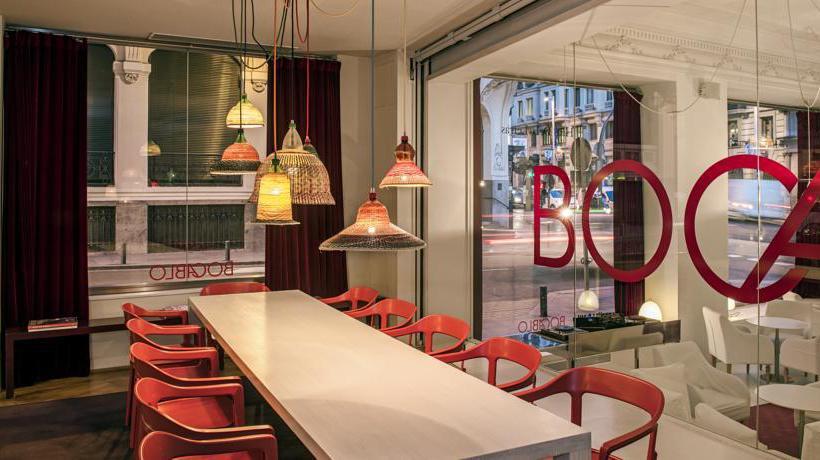 Cafetaria Hotel Iberostar  Las Letras Gran Vía Madrid
