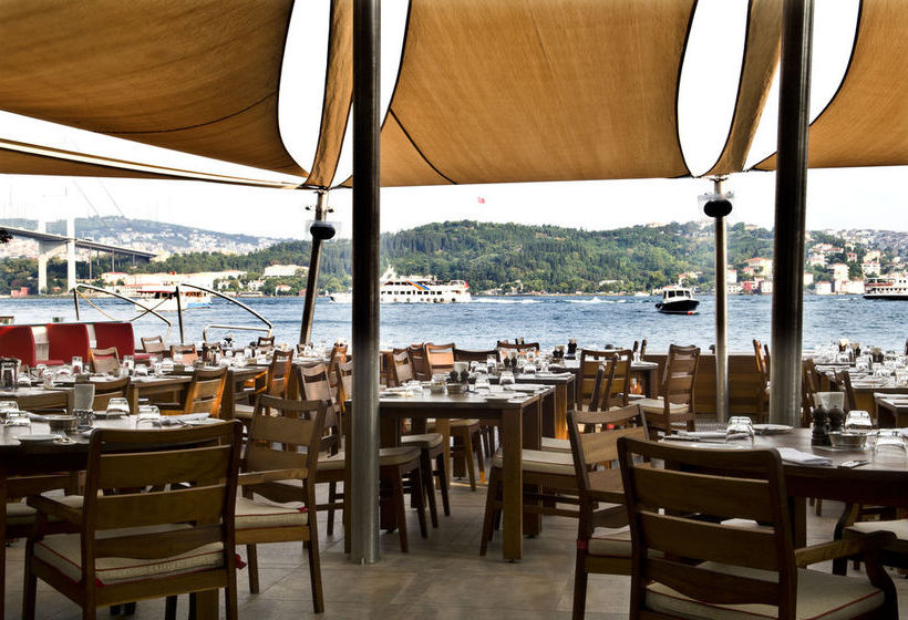 Restaurante Hotel Radisson Blu Bosphorus Istanbul Estambul