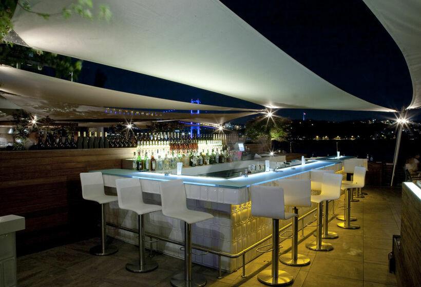 Cafetería Hotel Radisson Blu Bosphorus Istanbul Estambul