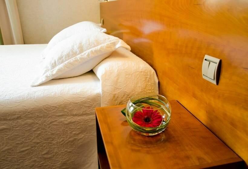 Salle de bain Hôtel Castilla Alicante Playa de San Juan
