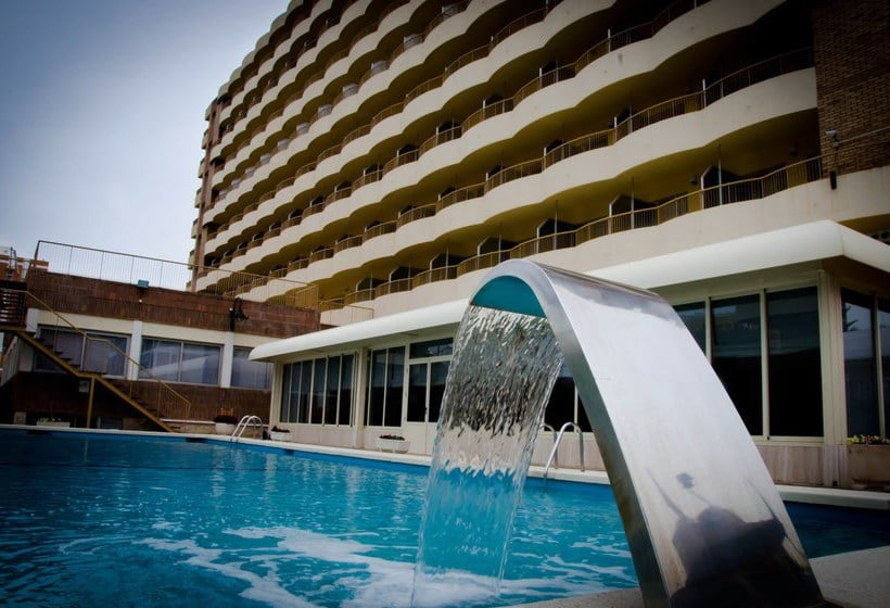 Swimming pool Hotel Castilla Alicante Playa de San Juan