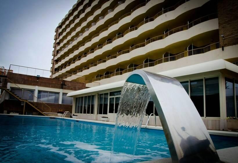 Piscine Hôtel Castilla Alicante Playa de San Juan