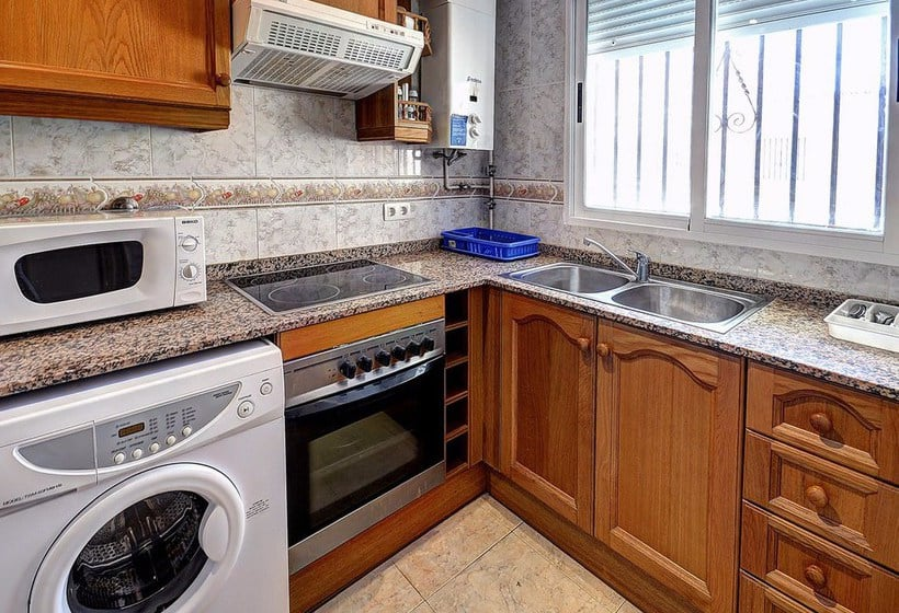 Cocina Apartamentos Marina d'Or Oropesa del Mar