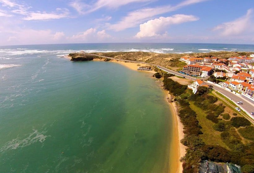 외관 Duna Parque Beach Club Apartments Vila Nova De Milfontes