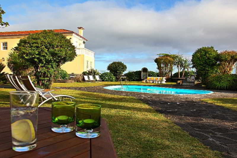 Landhotel Quinta Da Abelheira Ponta Delgada