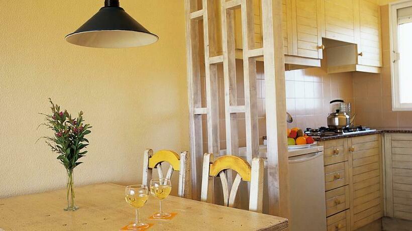 Cuisine Apartamentos Los Naranjos S'Algar
