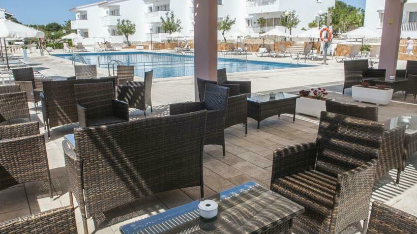 Terrace Apartamentos Los Naranjos S'Algar