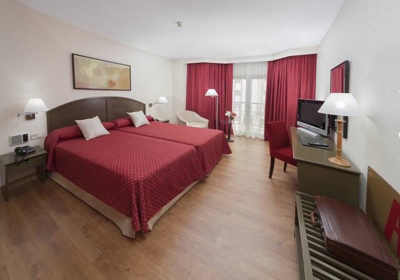 Aparthotel Rosales Madrid