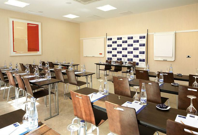 Meeting rooms Hotel Occidental Madrid Este