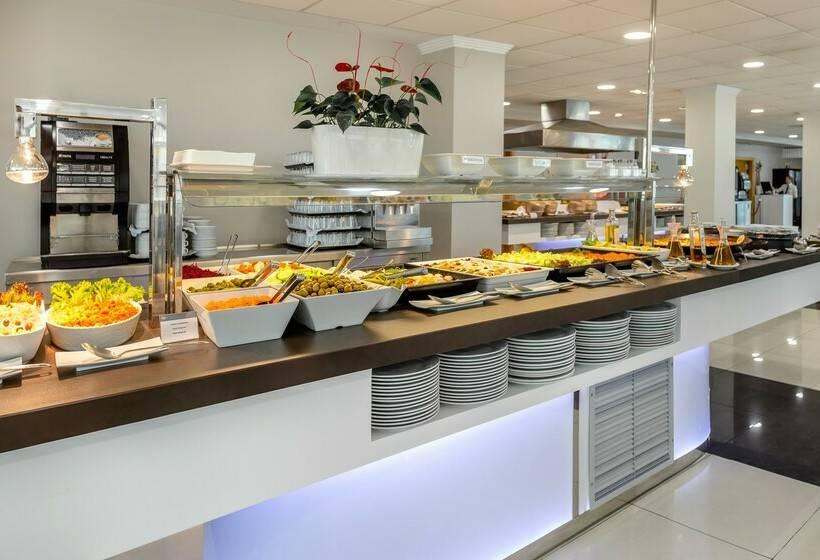 Restaurante Hotel RH Gijon Gandia Gandía