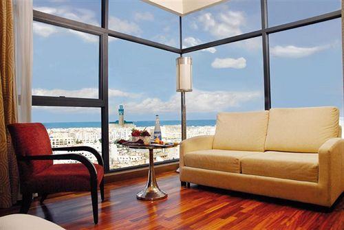 Chambre Hôtel Barceló Casablanca
