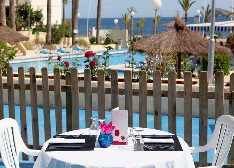 Hôtel Poseidon Playa Benidorm