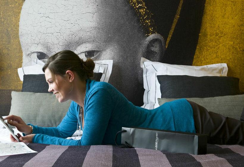 هتل Tryp By Wyndham Antwerp Antwerpen