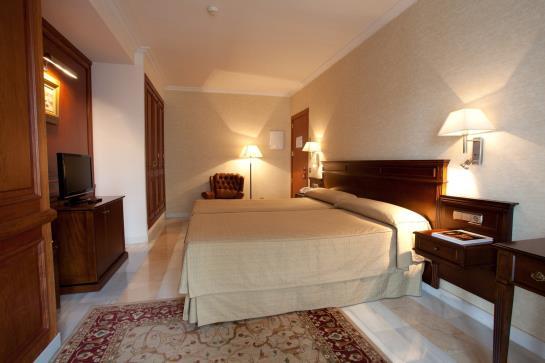 Quarto Hotel Continental Palma de Maiorca