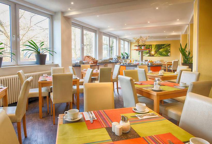 Restaurante Hotel Enjoy Berlin City Messe Berlim