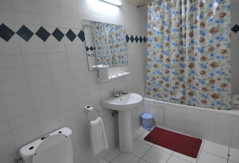 Cuarto de baño Hotel Mogador Express Bab Doukkala Marrakech
