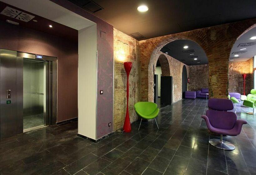 Hotel Petit Palace Boqueria Garden Barcellona