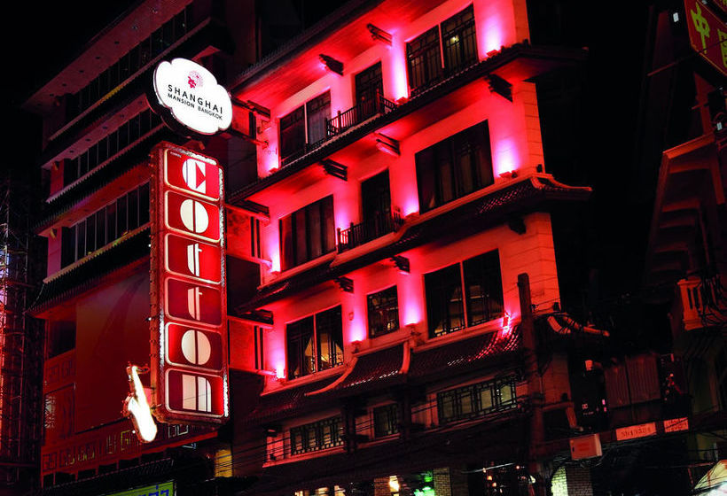 Hotel Shanghai Mansion Bangkok