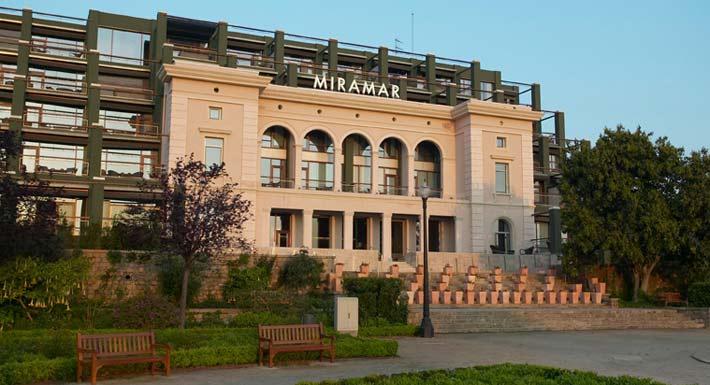 Hôtel Miramar Barcelona Barcelone