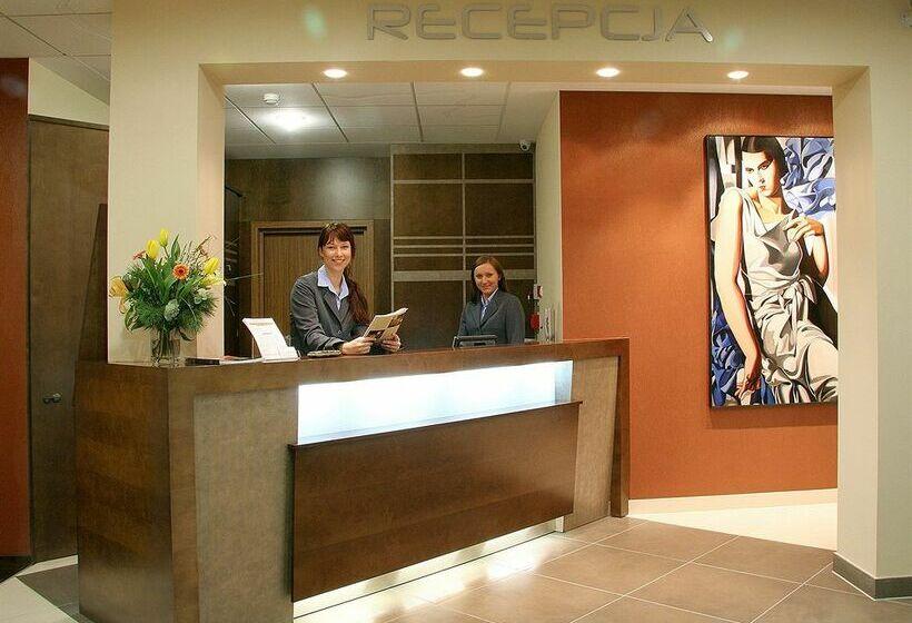 Hotel Ascot Cracovia