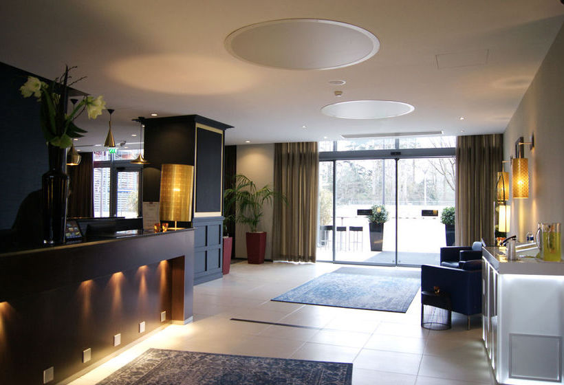 فندق Crowne Plaza Lyon Cité Internationale ليون