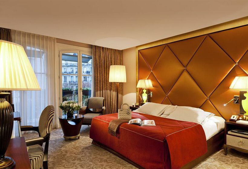 Hotel Fouquet's Barrière Paris