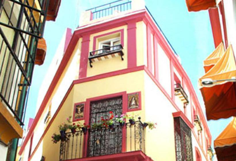 Hostal Callejon del Agua Séville