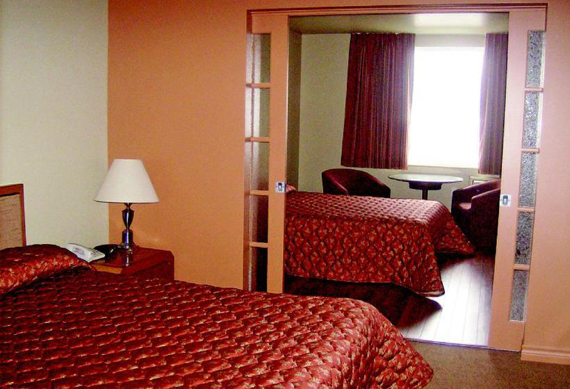 Hotel Le Voyageur Quebec