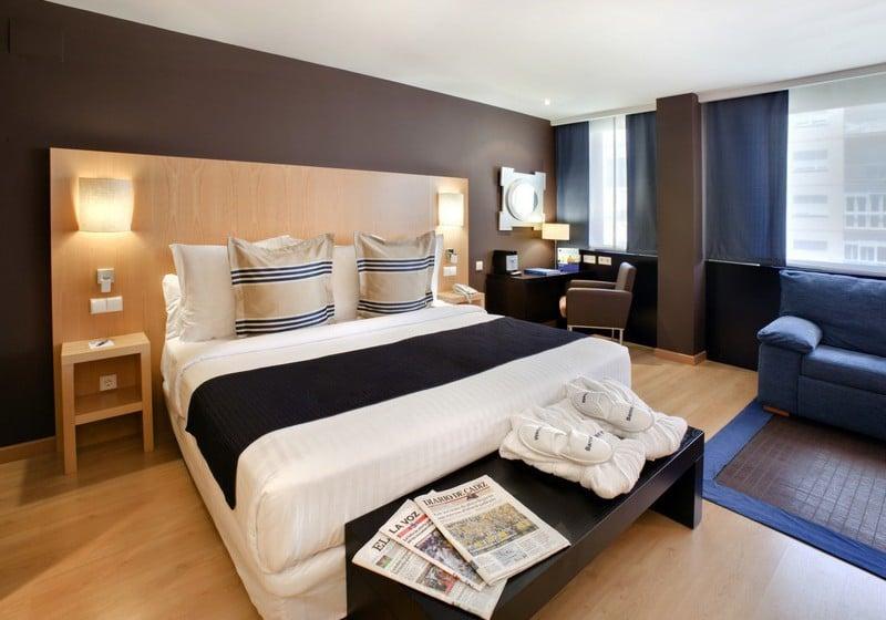 Room Hotel Occidental Cádiz Cadiz