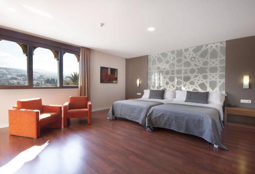 Hotel granada palace en monachil desde 600 destinia for Hotel granada habitacion familiar