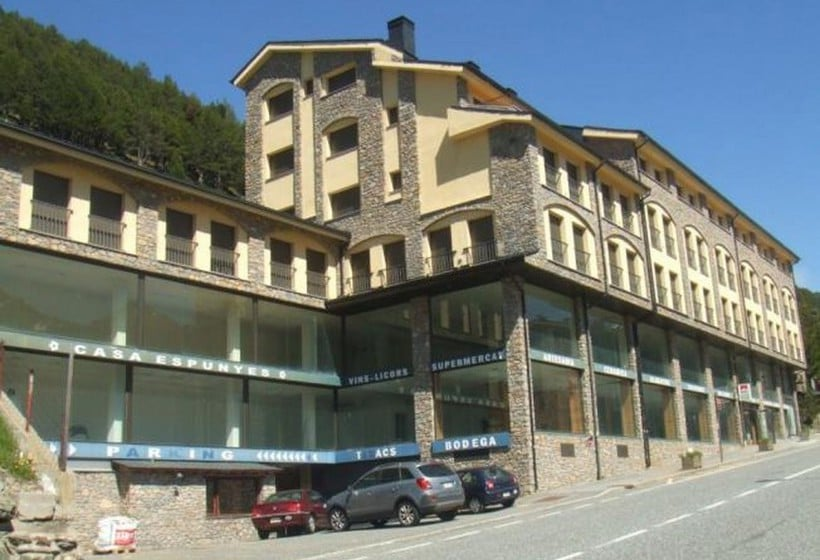 Esterno Apartamentos Glaç Soldeu 3000 Bordes d'Envalira