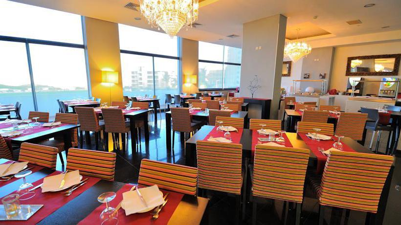 Restaurant Apartamentos Oceano Atlantico Portimao